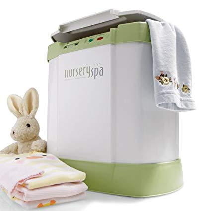 Nursery Spa Towel and Clothing warmer